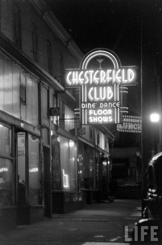 Kansas City's Original Speakeasy owned by tom pendergast